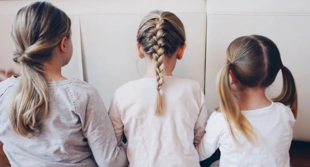 Talentbefreite Und Schnelle Mädchen Frisuren Mamawahnsinnhochvier
