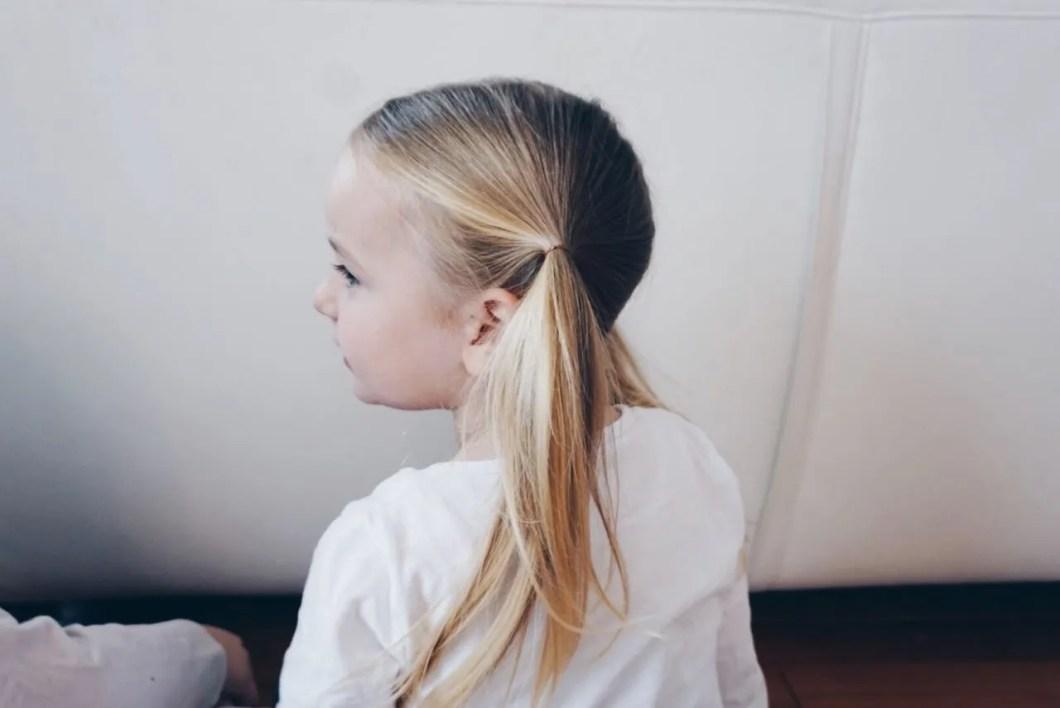 Talentbefreite Und Schnelle Madchen Frisuren Mamawahnsinnhochvier