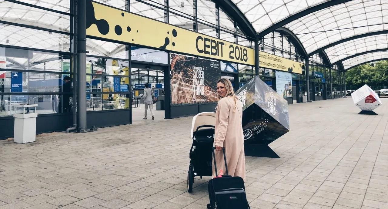 Cebit und Hannover MamaWahnsinn