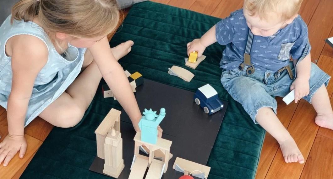 Spielzeug ein- bis dreijährige Kinder mamaWahnsinn