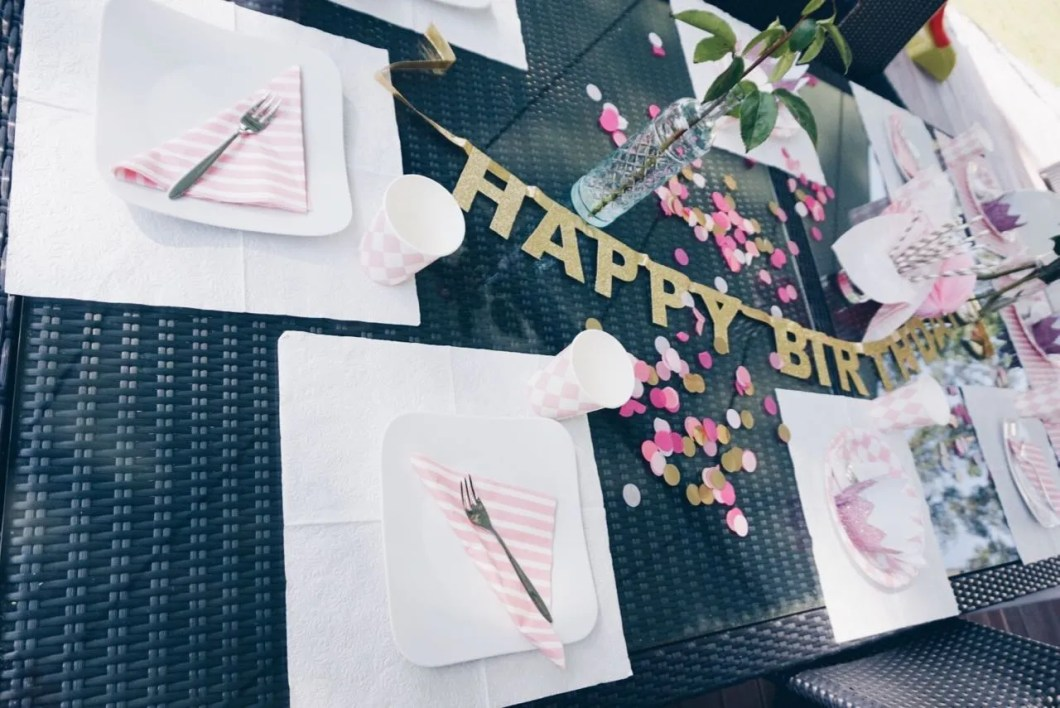 Party Deko Tipps Prinzessinnenparty MamaWahnsinnHochDrei