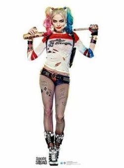 Harley Quinn Halloween kostuum
