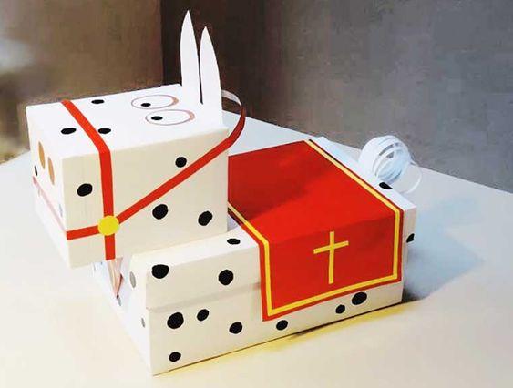 Leukste ideeeen voor een Sinterklaas surprise knutselen