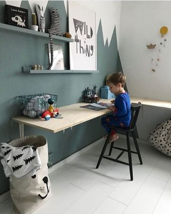 kinderkamer design