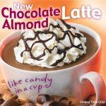 Latte de Almendra y Chocolate Gratis