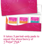GRATIS: Poise Kit