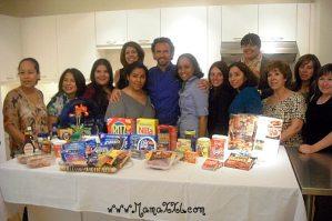 ¡Comparte tu Sabor Latino! con el Chef Oropeza y Comida Kraft