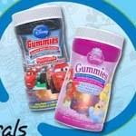 Vitaminas GRATIS de Disney