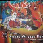 The Sneezy Wheezy Day: book tour y sorteo