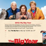 The Big Year: estreno en DVD y anotador gratis aquí en el blog