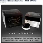 Gratis: muestra de cosmético Halstead Stewart
