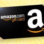 Tarjeta de $10 de Amazon a $5