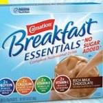 Gratis muestra de Carnation Breakfast de Nestlé