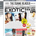Duane Reade, New York y de compras con el nuevo circular