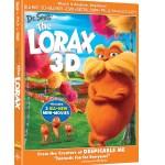 The Lorax llega a tu casa en DVD y Blu-Ray