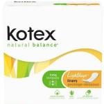 Cupón $2/2 en productos de Kotex, liners GRATIS!