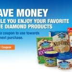Cupón Almendras Blue Diamond y oferta en Walgreens