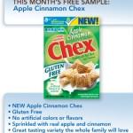 GRATIS muestra Chex Cereal para las primeras 10,000