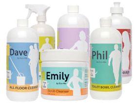 GRATIS muestra de productos de limpieza ecológicos Eco-Me