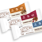 Gratis muestra de barritas Perfectly Simple
