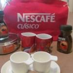 Nescafé Latino ¡y la ganadora de la canasta es…!!!!!