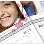Calendarios personalizados: como hacer un regalo original y económico