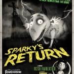 Fuimos a ver Frankenweenie de Tim Burton (con el trailer video)