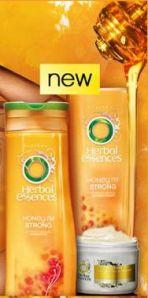 Gratis shampoo y acondicionador Herbal Essences