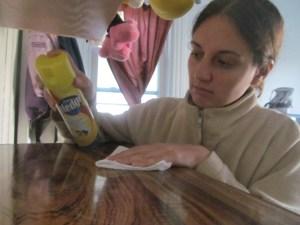 Como ahorrar tiempo y dinero en la limpieza del hogar
