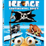 La Era de Hielo 4: La deriva continental en DVD y Blu-Ray para regalar en Navidad
