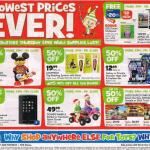 GRATIS bolso de regalo en el Toys 'R Us valorado en $30 (Viernes Negro 2012)