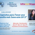 Charla en Vivo con Clorox Latino por Facebook