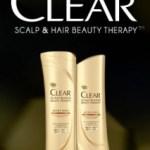 Gratis muestra de Shampoo y Acondicionador Clear Scalp & Hair Therapy Ultra Shea