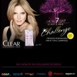Muestra Gratis shampoo y acondicionador Clear Scalp and Hair Beauty terapia de 7 días