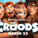The Croods: sorteo 3 libros