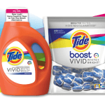 Tide Vivid + Bright and Boost ¡Sorteo!