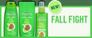 Gratis muestra Garnier Fructis shampoo y acondicionador