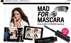 GRATIS Máscara Bobbi Brown