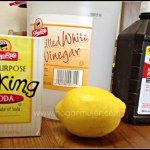 4 productos naturales y económicos para limpiar la casa