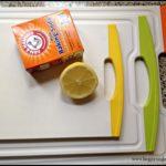 Consejos para limpiar las Tablas de Cocina