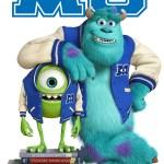 Monsters University {reseña} + The Blue Umbrella #MonstersU