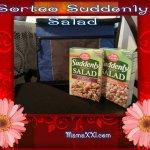 Ensaladas divertidas para el verano Suddenly Salad de Betty Croker {Sorteo}