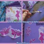 Cómo hacer un libro de recuerdos de tu bebé