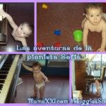 Las aventuras de la pequeña pianista #HuggiesSureFit