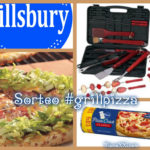 Pizza Taco a la Parrilla {Receta y Sorteo} #grillpizza