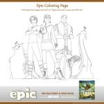 EPIC para colorear