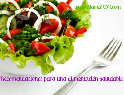 comida sana, salud