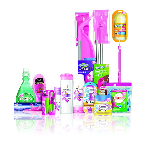 pink PG products, early detection