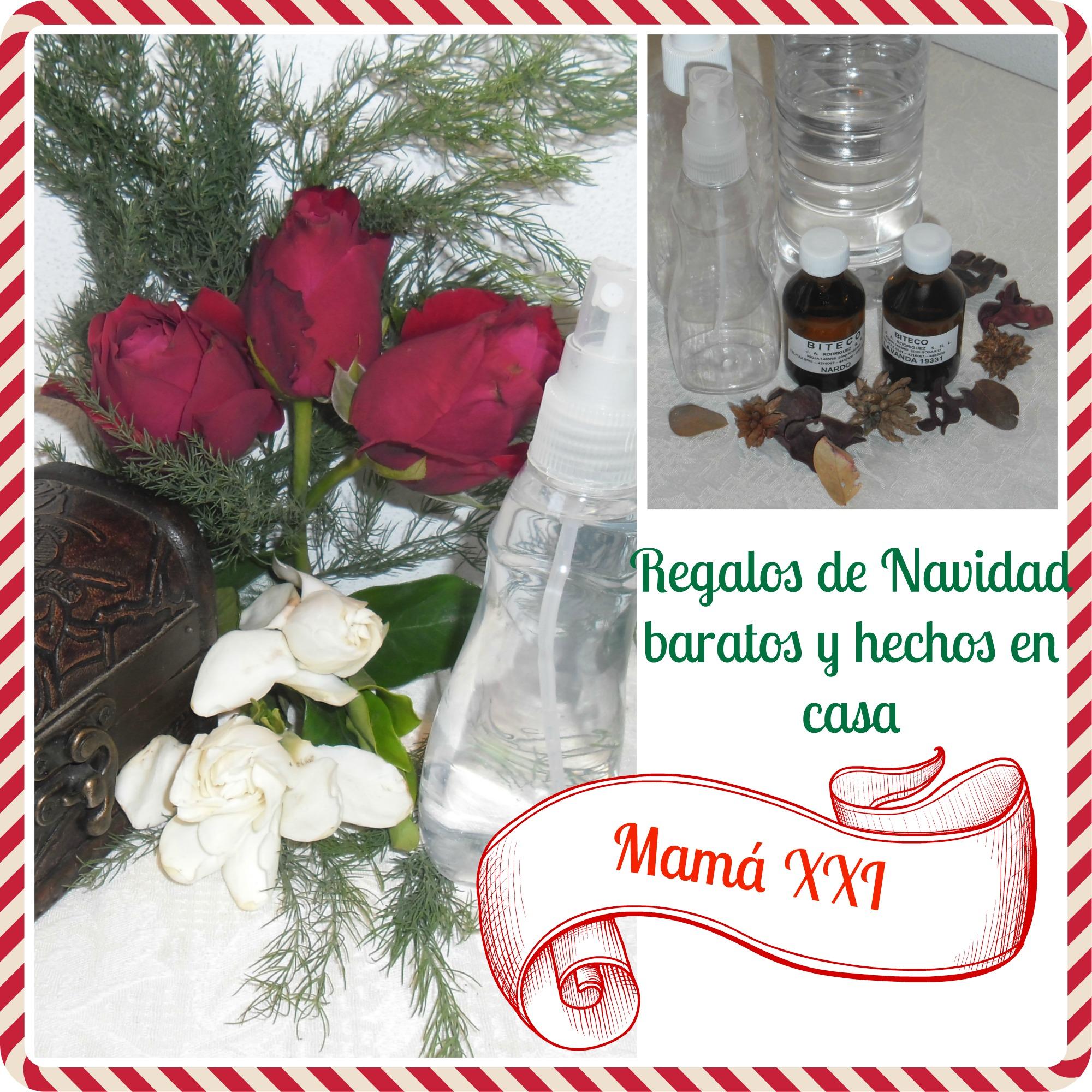Regalos de navidad baratos y hechos en casa mama xxi - Regalos de navidad para mama ...