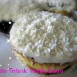 Torta o bizcocho de vainilla -receta casera-